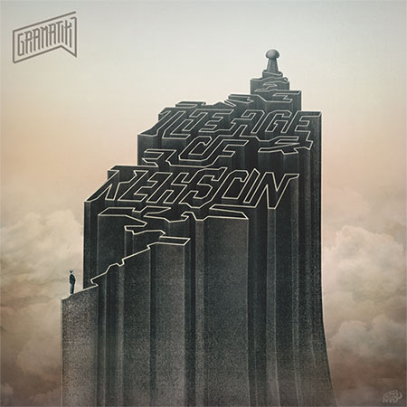 TAOR (The Age of Reason) Gramatik album cover artwork