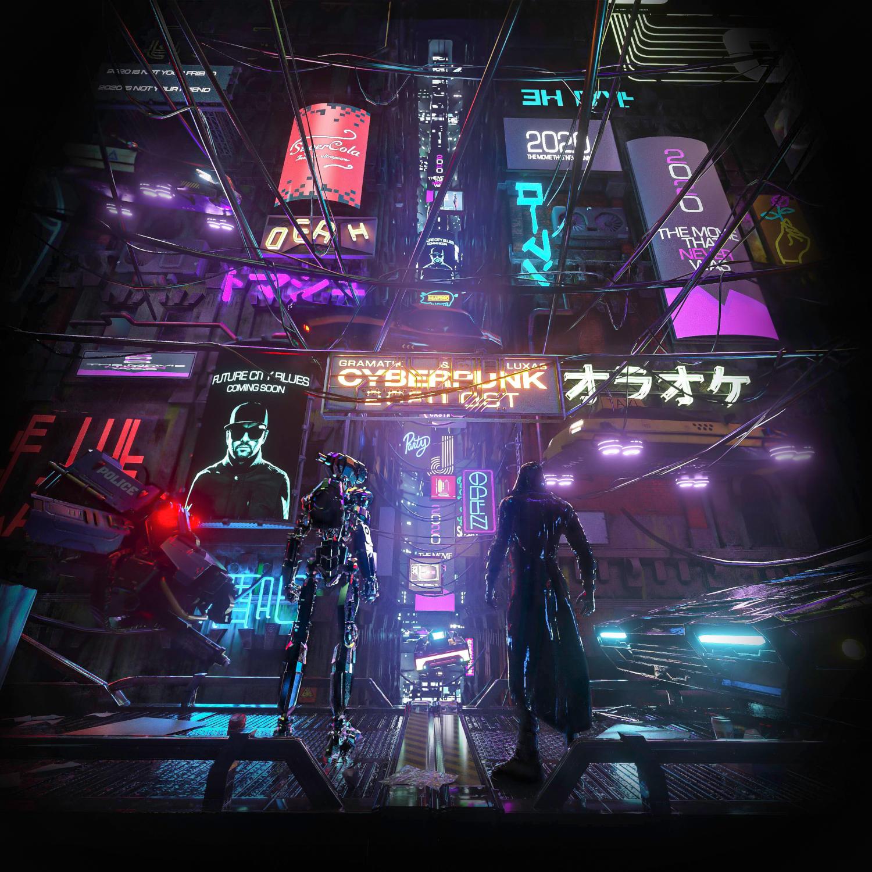 Cyberpunk V2.5 (3000x)5